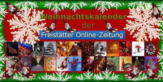 Krimi Weihnachtskalender.Weihnachtskalender Archive Freistätter Online Zeitung