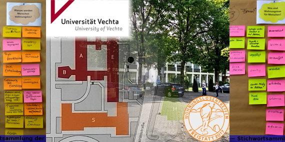 Header - Seminarbesuch an der Universität Vechta - 16.08..2017
