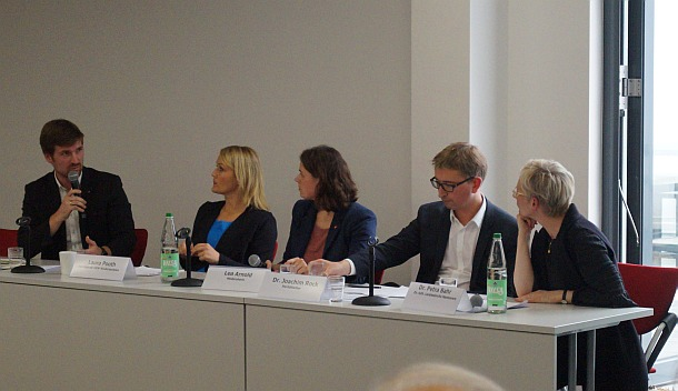 LAK-Fachtag Hannover 2017 - Podiumsdiskussion