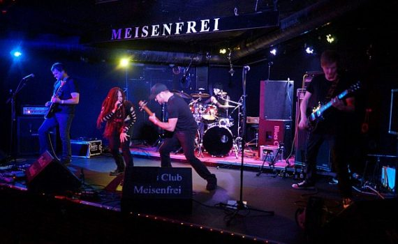 Honeytruck - Metalfest Bremen - 11.11.2017 - Meisenfrei Blues Club