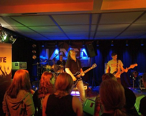 Jaded am 21.05.2016 im JoZZ Sulingen
