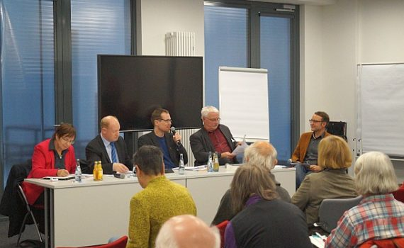 Podiumsdiskussion Fachtagung Hannover 17.10.2016