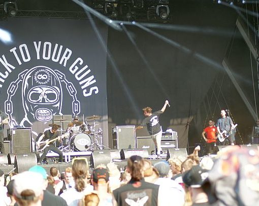 Stick To Your Guns Reload 2016