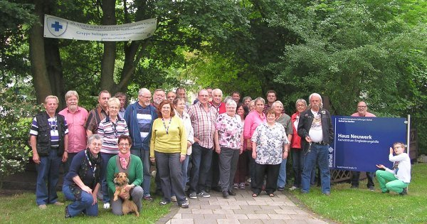Blaues Kreuz Haus Neuwerk - 28.06.2014